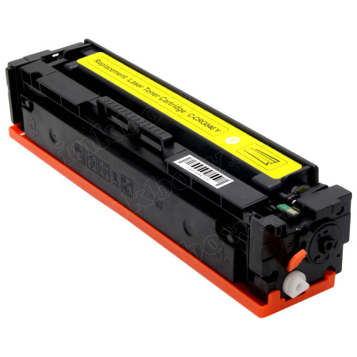 Compatible Cartridge 046 Yellow Toner Cartridge for Canon Printer