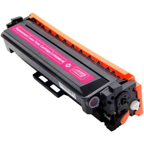 Compatible Cartridge 046H Magenta Toner Cartridge for Canon Printer (High Yield)