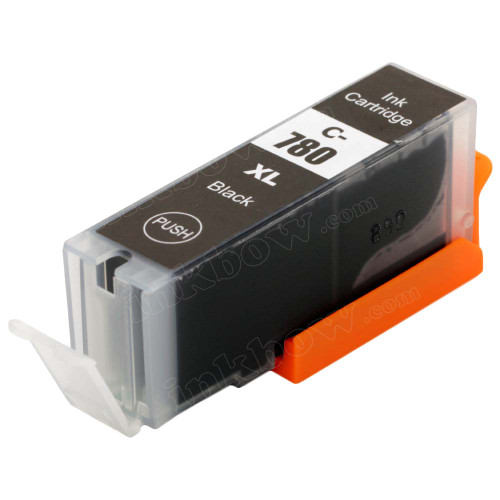Compatible PGI-780BK-XL Black Ink Cartridge for Canon Printer (High Yield)