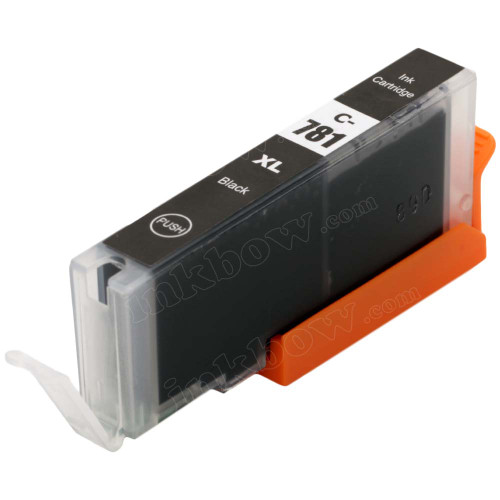 Compatible CLI-781BK-XL Black Ink Cartridge for Canon Printer (High Yield)
