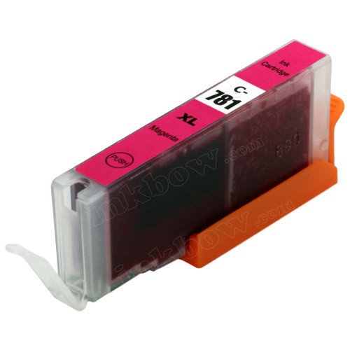 Compatible CLI-781M-XL Magenta Ink Cartridge for Canon Printer (High Yield)