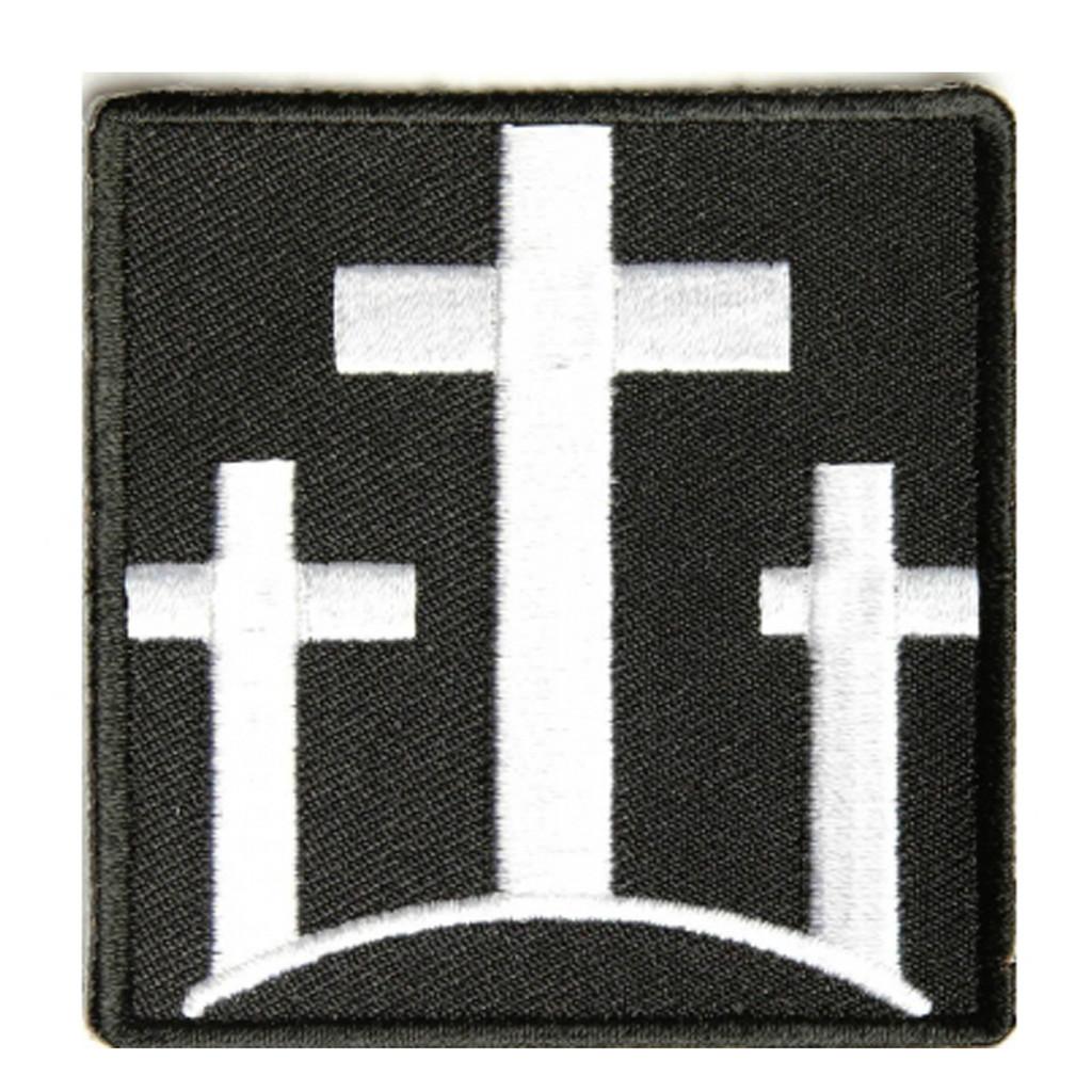 Three Cross Patch