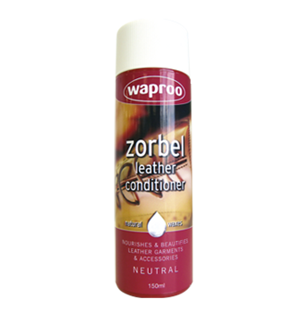 Zorbel Leather Conditioner Neutral 150ml