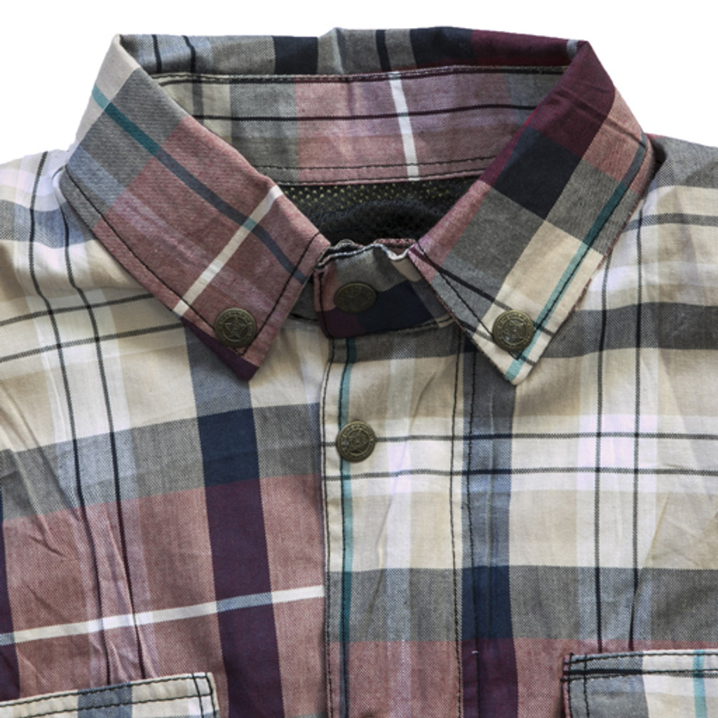 Conquest Fully Lined DuPont™ Kevlar® Lined Shirt - Limited Edition