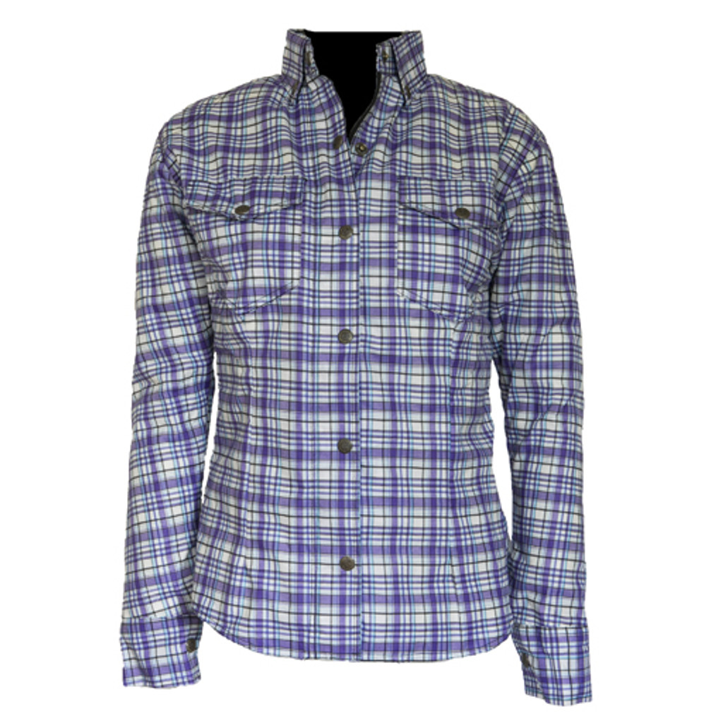 Rhinoleather Womens Reinforced Shirt