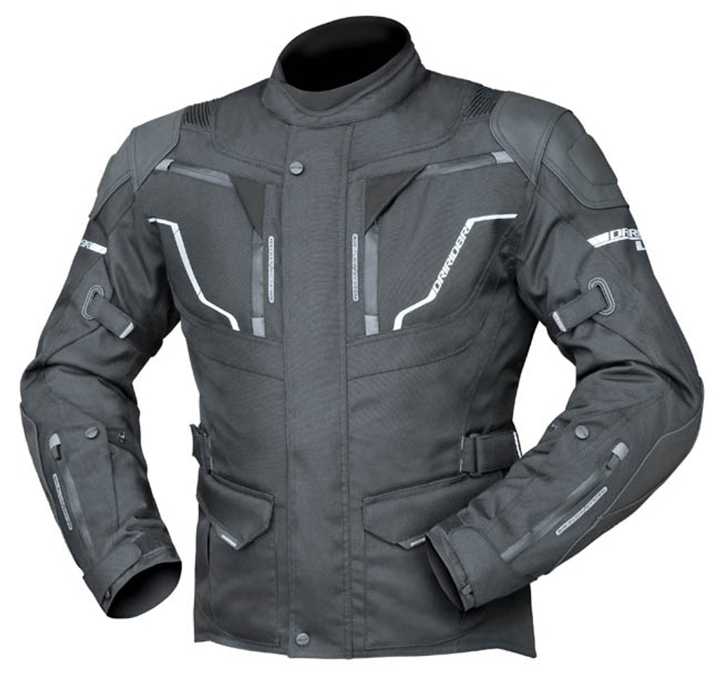 Nordic 4 Leather/Textile Sports Touring Jacket
