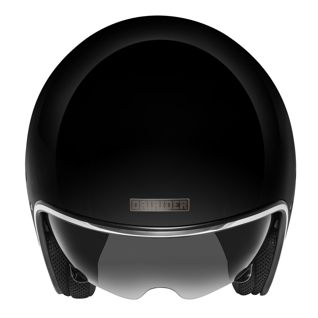 Dririder Highway Helmet With Flip Down Tint Visor