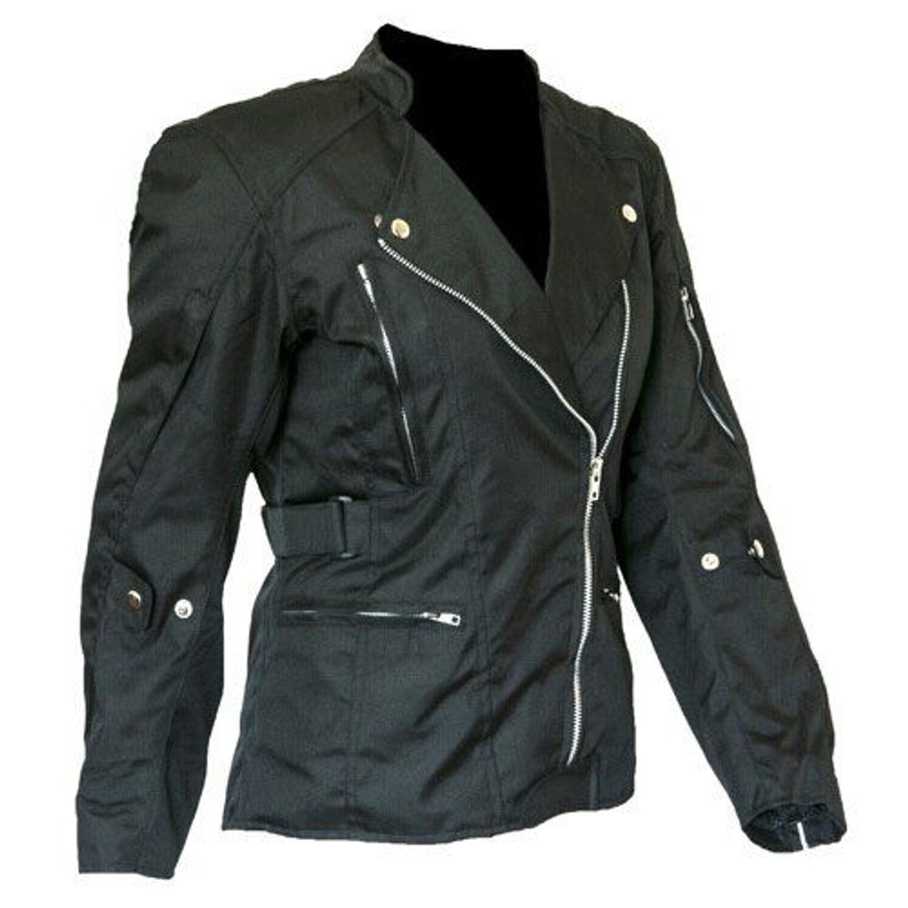 Ladies Waterproof Motorcycle Jacket