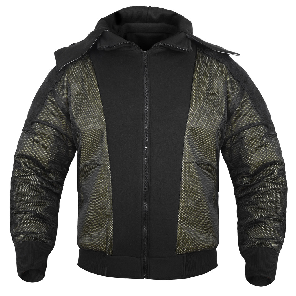 Urban motorcycle jacket