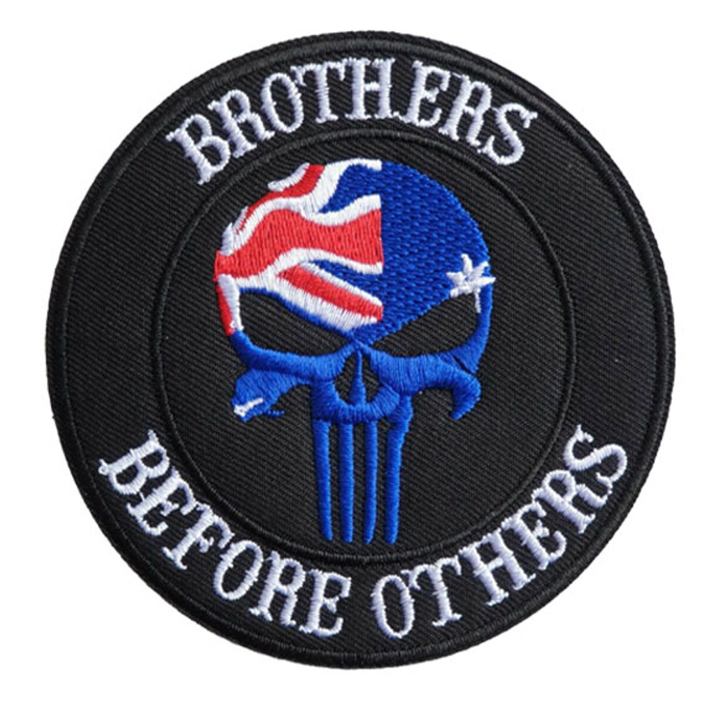 Brothers Before Others Australian Biker Patch