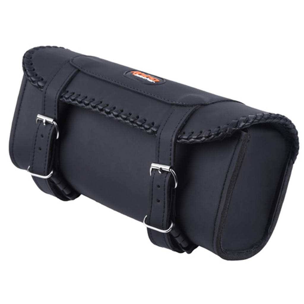 Motorcycle Leather Toolbag