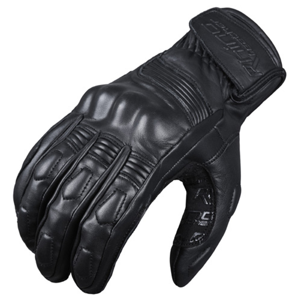 Leather Motorcycle Gloves Touch Screen