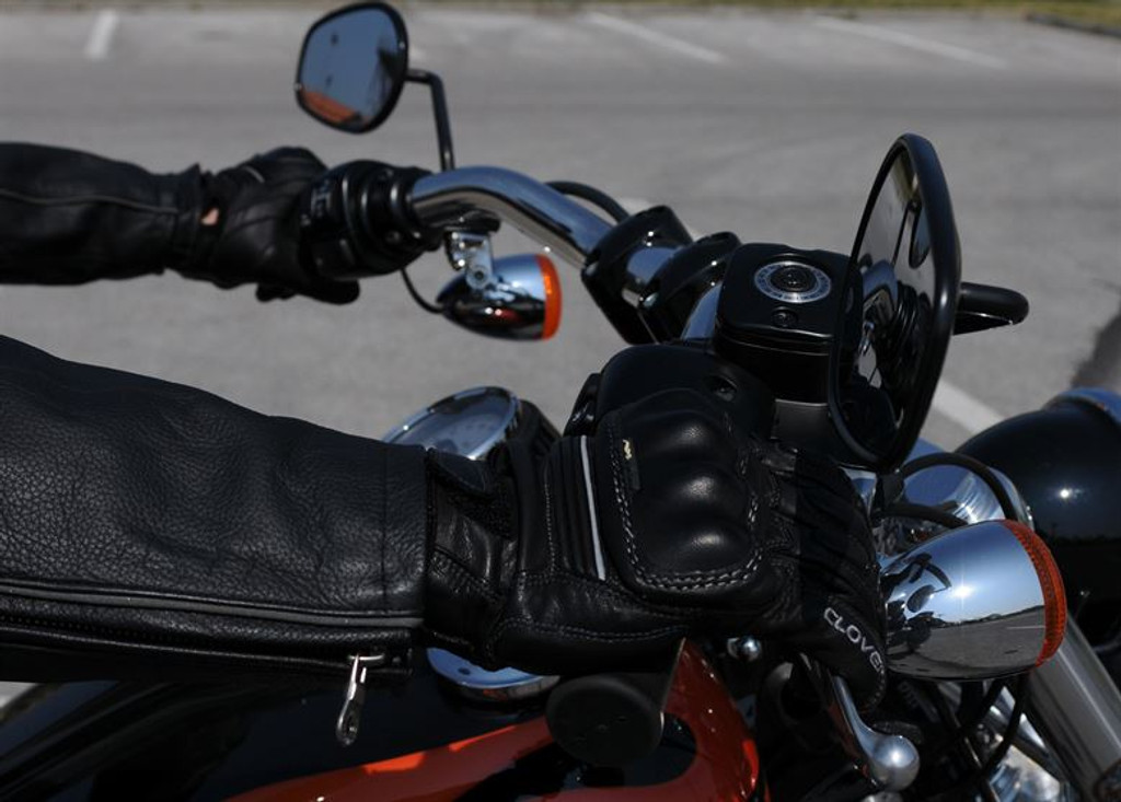 Good Quality Motorcycle Safety Gear Is a Must!