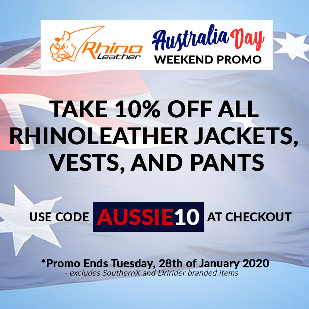 Australia Day Weekend Promo