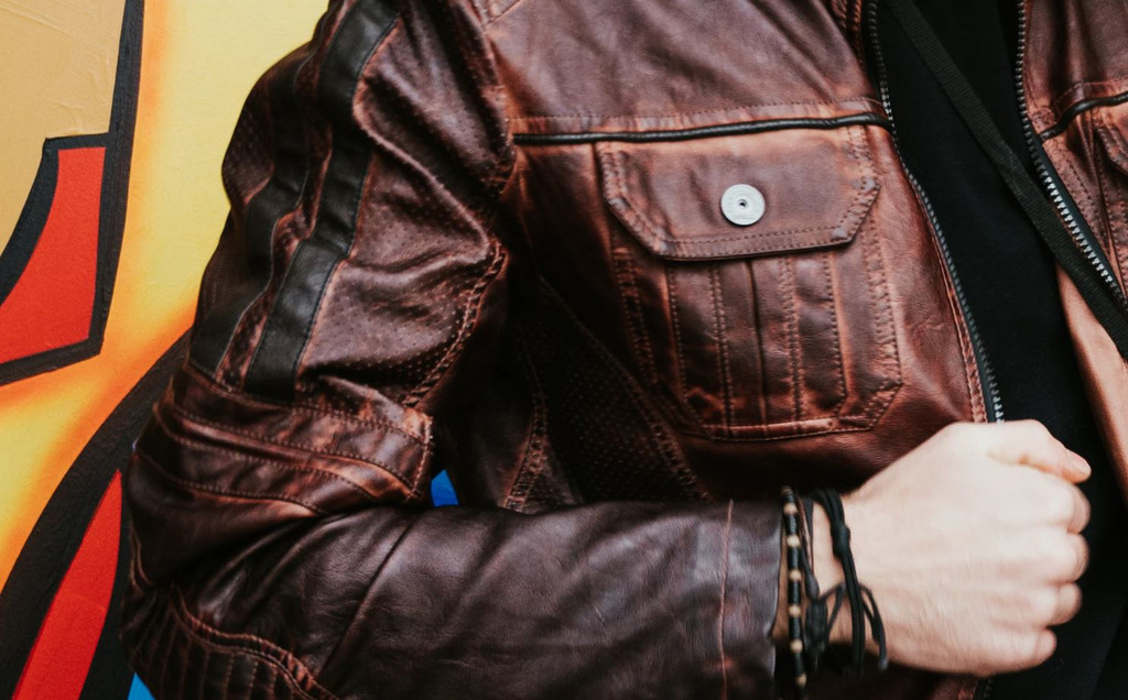 Maintaining, Cleaning and Storing a Leather Motorcycle Jacket