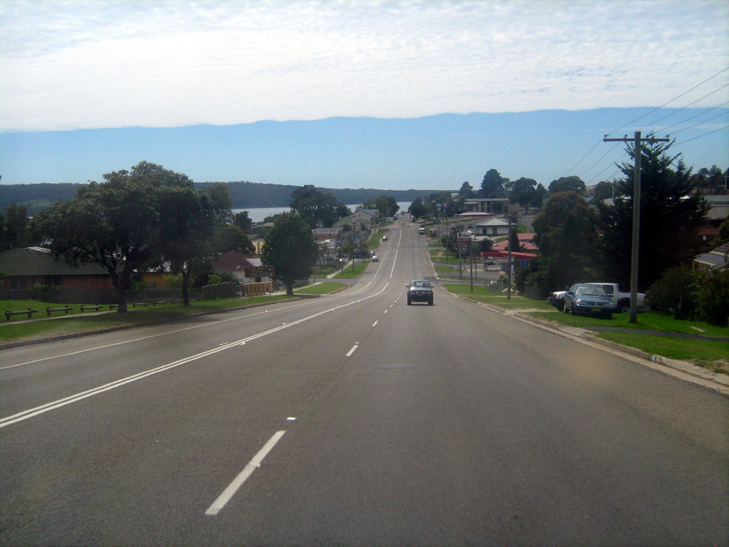 Biking Australia: Sydney to Old Princes Highway (South)