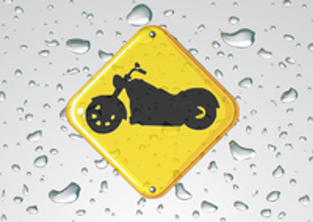 5 Rain Riding Hazards