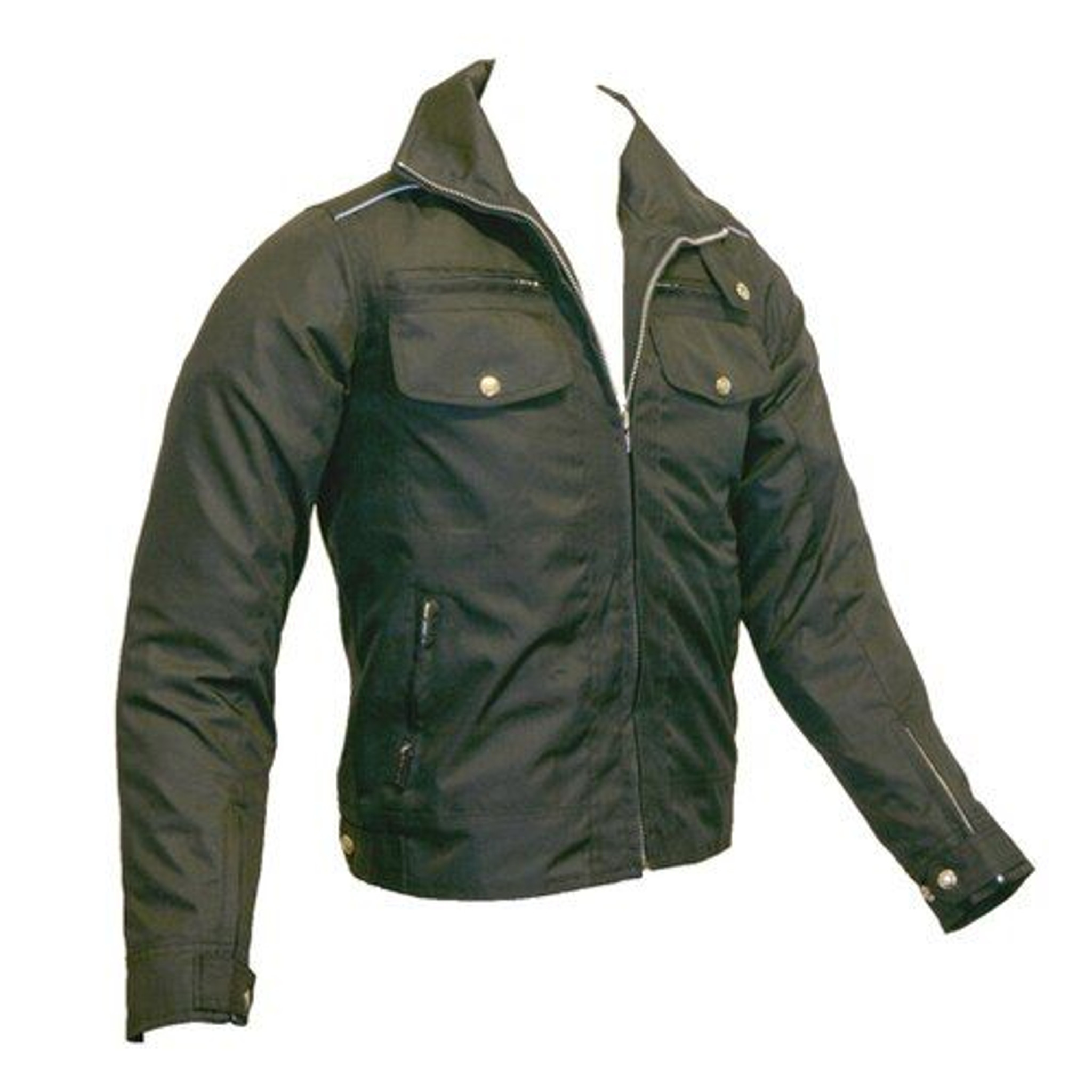Thick Motorbike Kevlar Armoured Hoodie Motorcyle Summer Jacket Hoody With Removable Armour Bikers Fasion Gears Black Size = Large