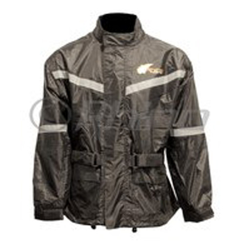 Motorcycle Two Piece Reflective Rainsuit