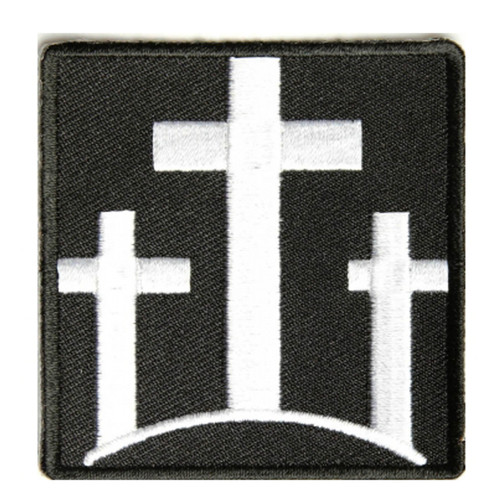 Three Cross Patch