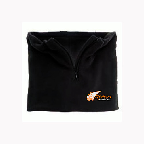 Arctic Zippered Micro Fleece Neck Warmer