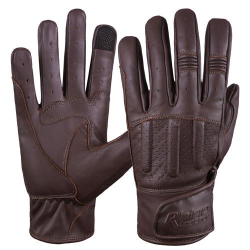 Vintage Motorcycle Gloves