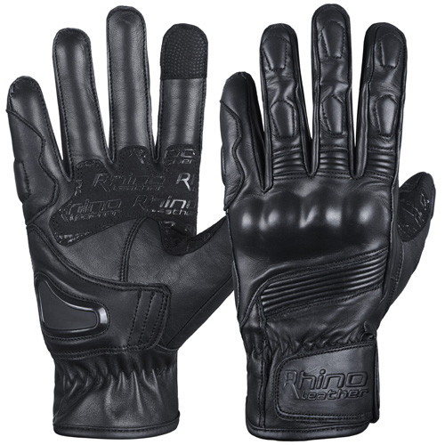 Leather Motorbike Motorcycle Gloves Touch Screen