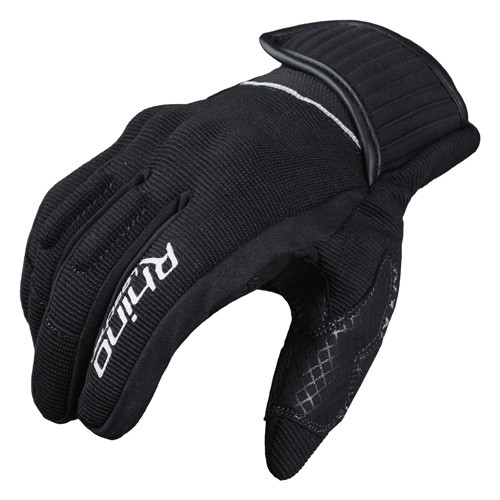 Venum Lightweight Vegan Motorcycle Gloves with knuckle protection