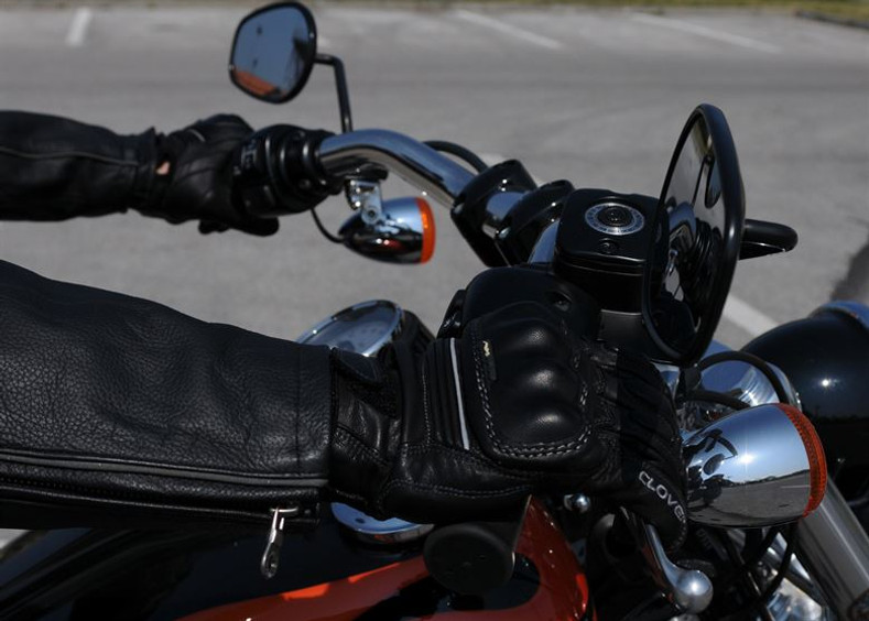 Buying good quality motorcycle safety gear is a must!