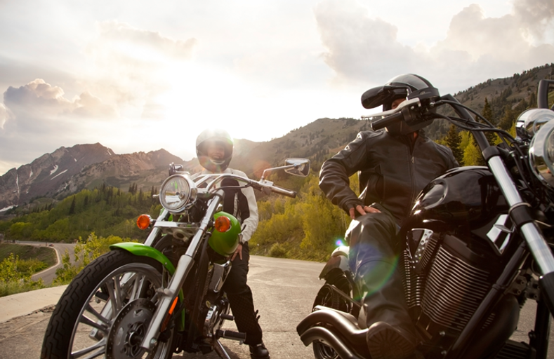 The Proper Gear for Motorcycle Riding