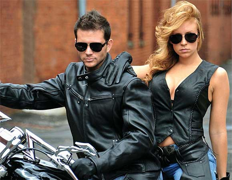 Why Leather is Considered the Best Material for Motorcycle Jackets and Vests?