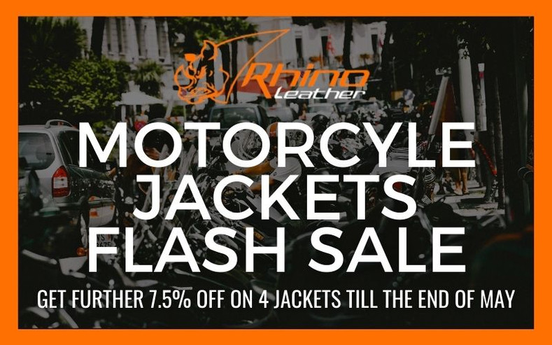 Motorcycle Jackets Flash Sale