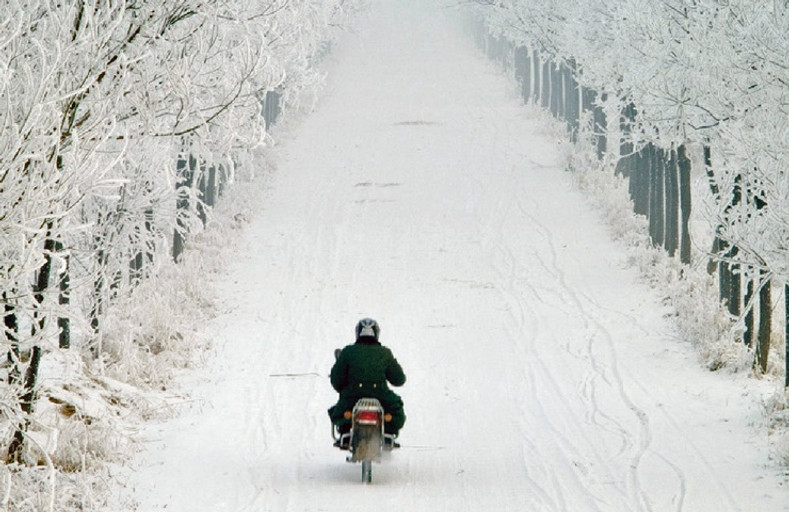 Tips on Staying Warm for Winter Riding