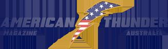 American thunder logo