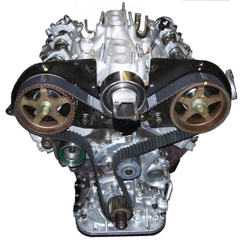 Toyota 4Runner,Pickup V6 3.0L/3VZE (88-95) Dressed Long Block  3VZ-DLB-8895