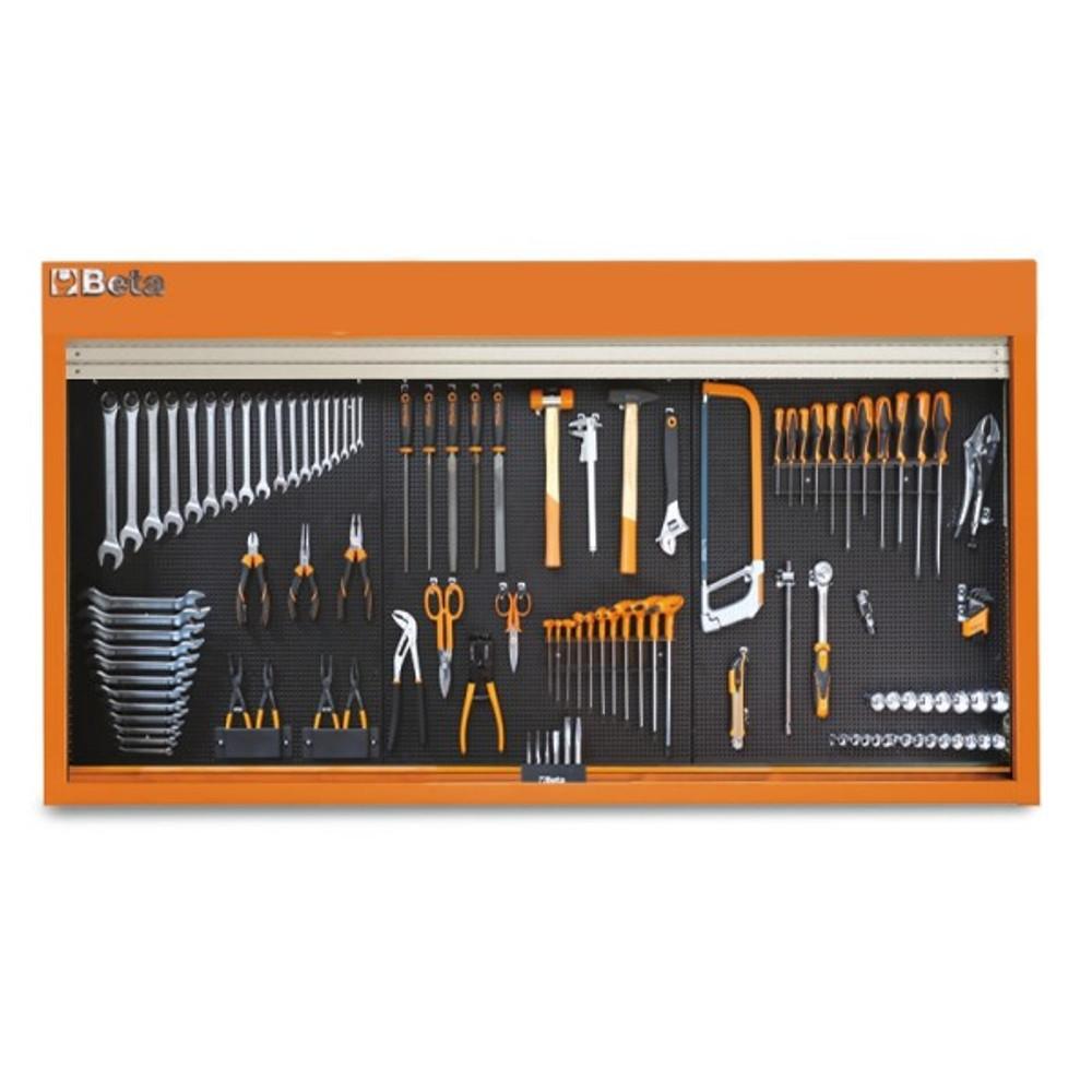 Beta Tools C57SP-O Panel Tool Holder - Orange
