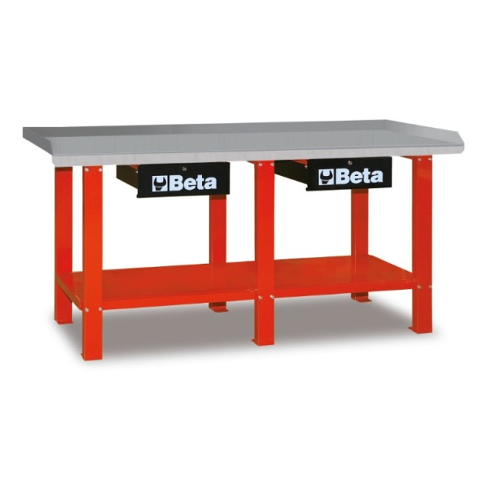 Beta Tools C56-O Workbench - Red