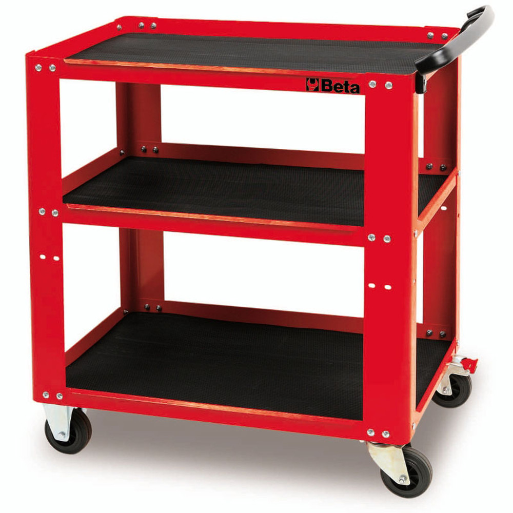 Beta Tools C51-R Tool Cart - Red