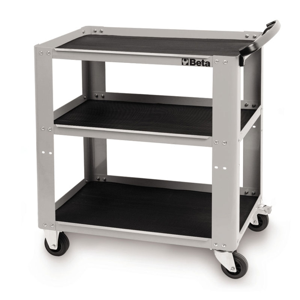 Beta Tools C51-G Tool Cart - Grey