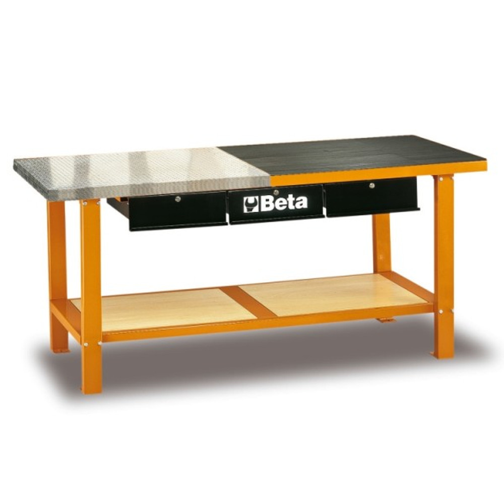 Beta Tools C56M-O Workbench - Orange