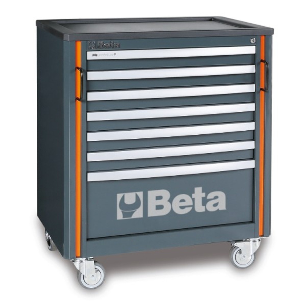 Beta Tools C55C7 Mobile Roller Cabinet with 7 Drawers