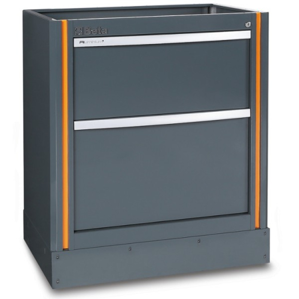 Beta Tools C55M2 Fixed Module with 2 Drawers