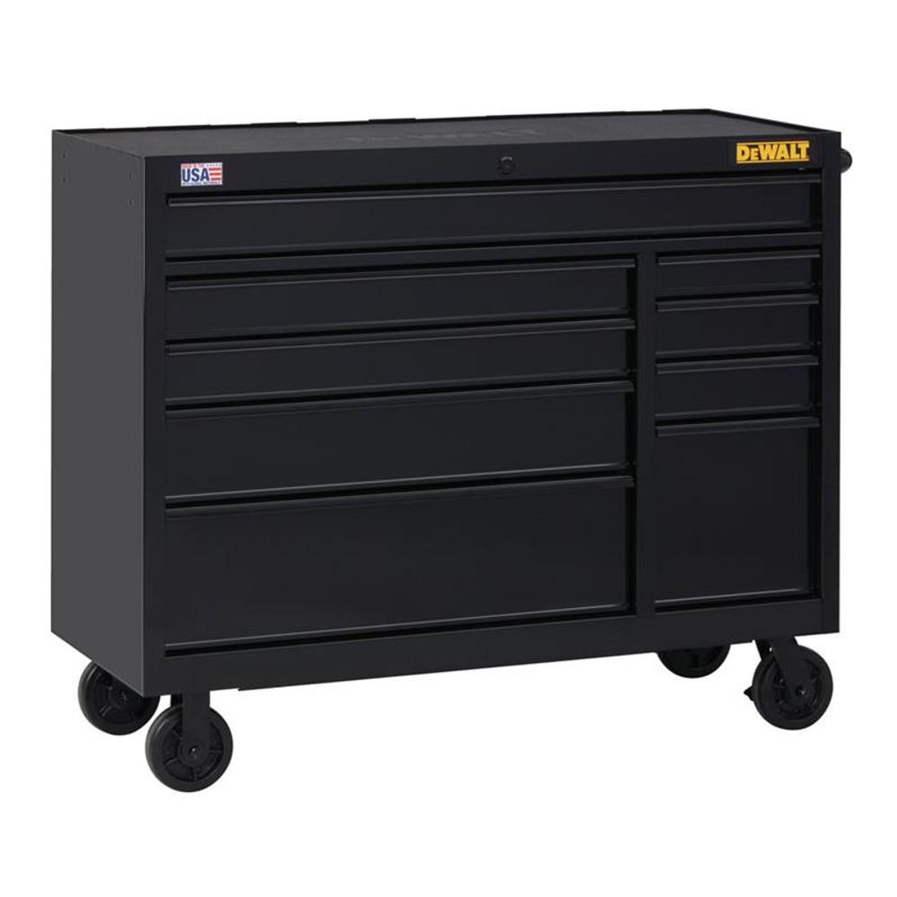 DeWALT 52-inch wide 9 Drawer Rolling Tool Cabinet