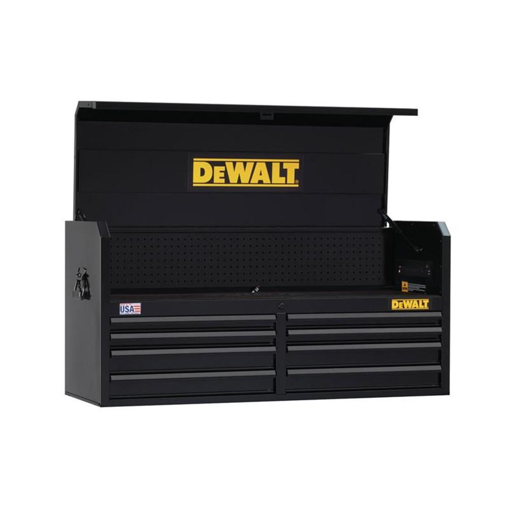 DeWALT 52-inch wide 8 Drawer Tool Chest