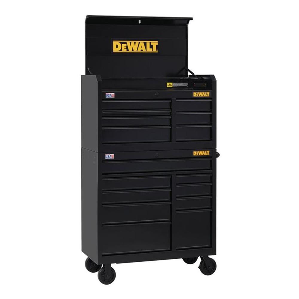 DeWALT 41-inch wide 16 Drawer Combo Set