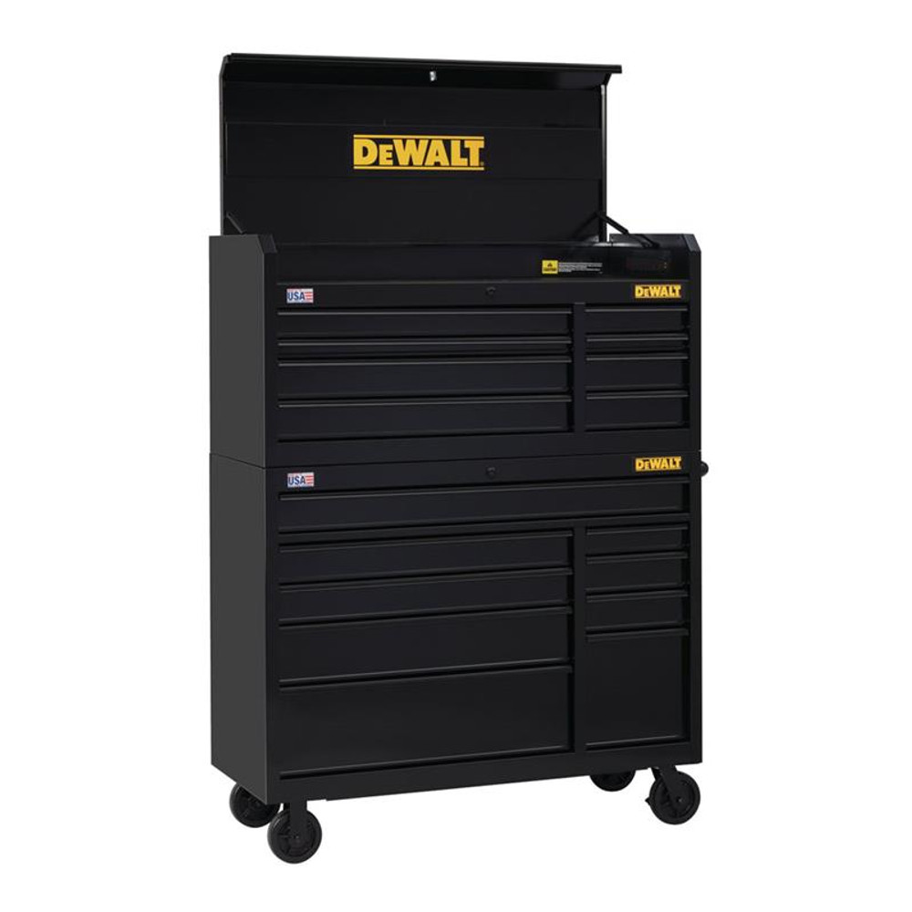 DeWALT 52-inch wide 17 Drawer Combo Set