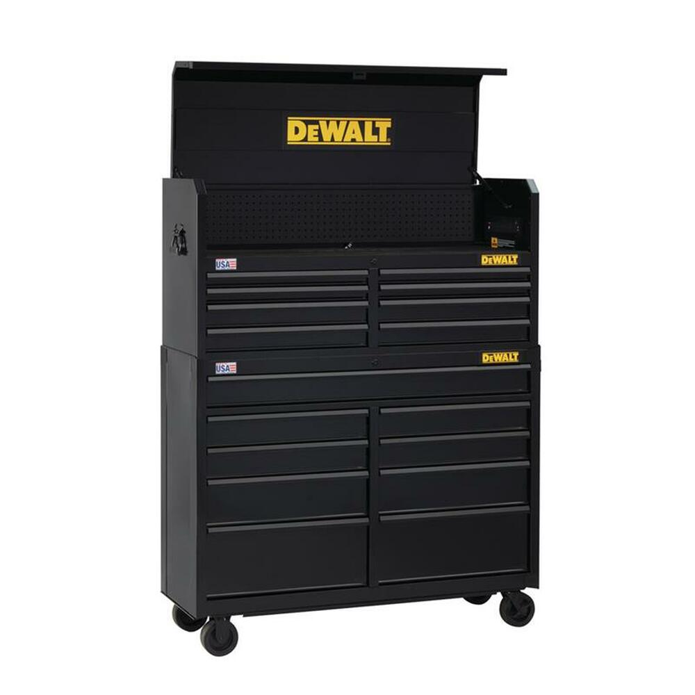 DeWALT 52-inch wide 17-Drawer Combo Set