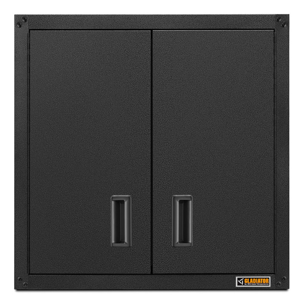 Gladiator Ready-to-Assemble Hammered Granite Full-Door Wall GearBox