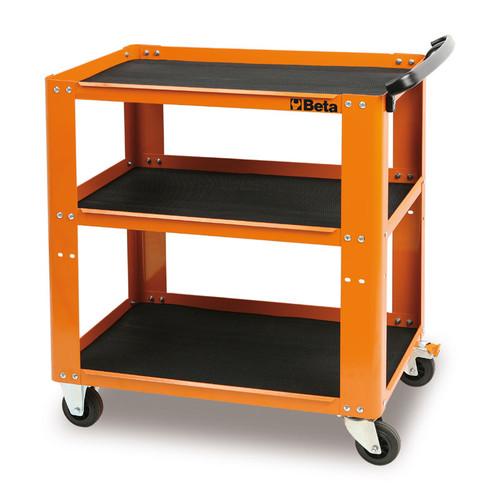 Beta Tools C51-O Tool Cart - Orange