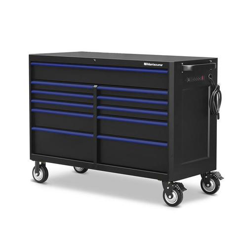"Montezuma 56"" X 24"" 11-Drawer Roller Cabinet"